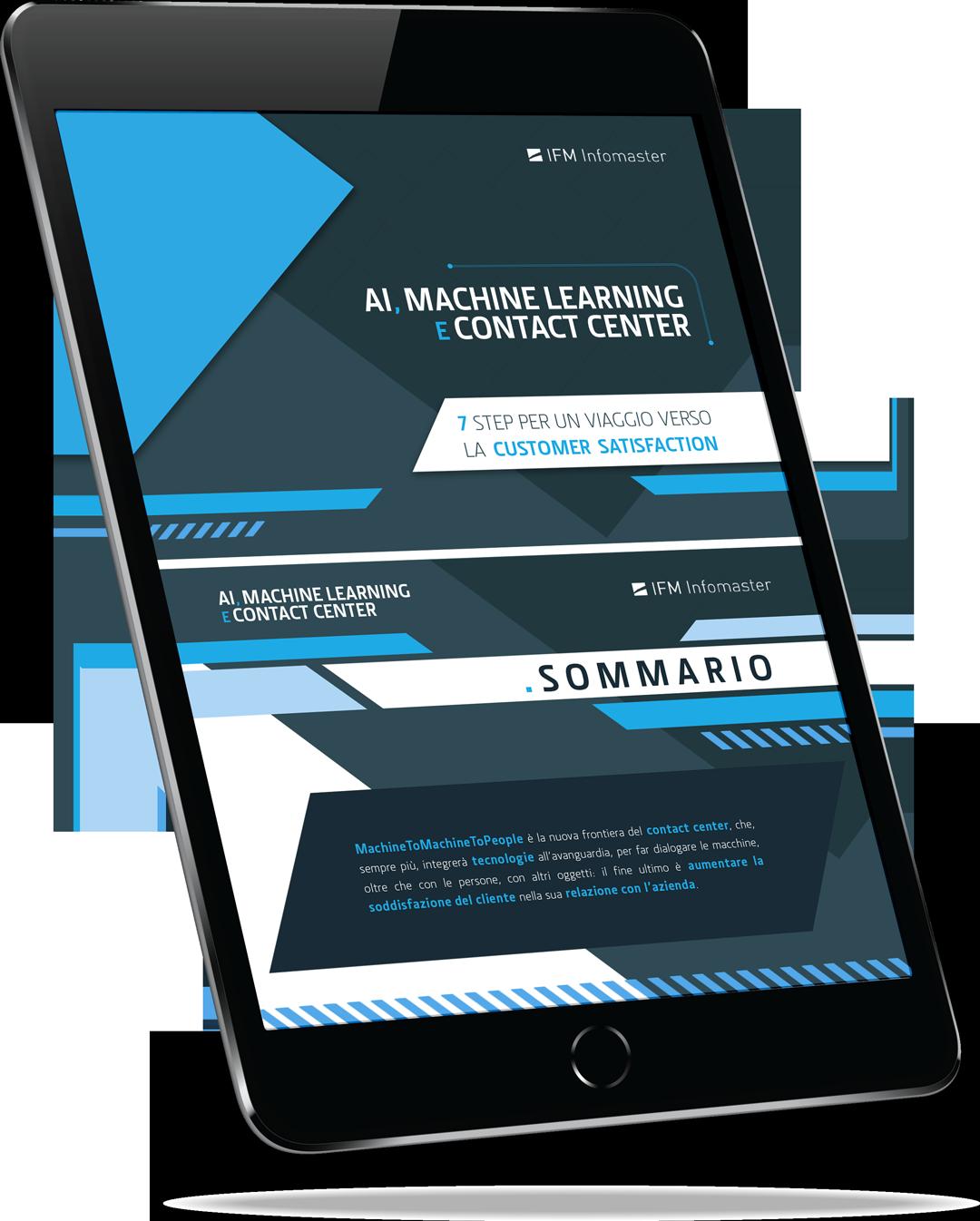 MockUp_Checklist_AI,Machine-learning-e-contact-center
