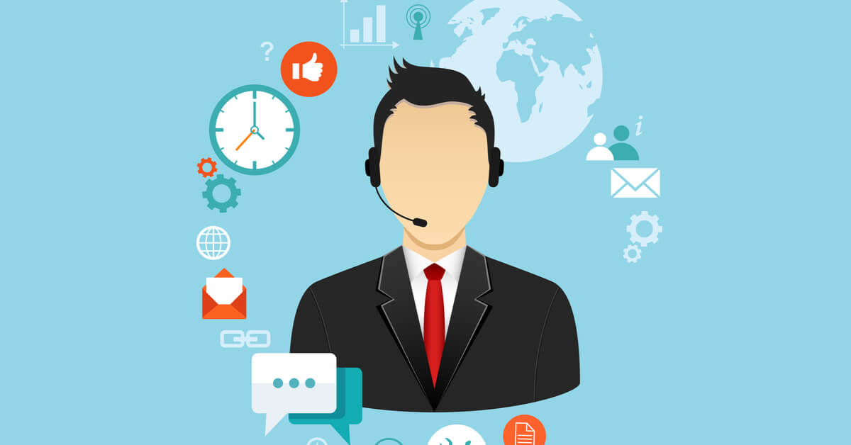 Contact center management
