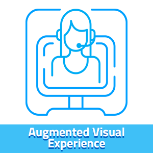 Augmented Visual Experience