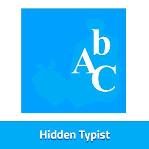 Hidden Typist