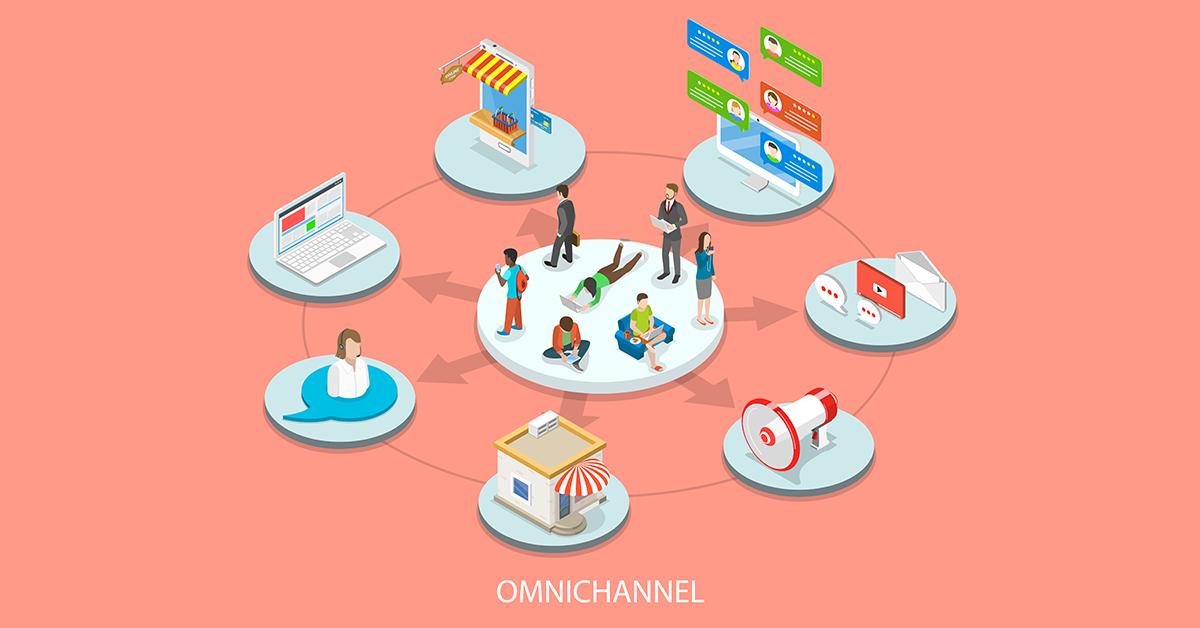 Omnichannel customer experience