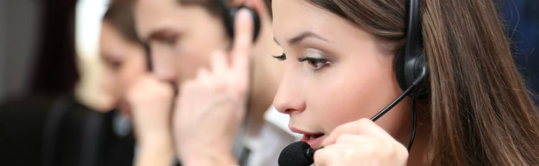 Cover Tutto quello che può fare l'operatore di Contact Center con PhoneBar di #phones