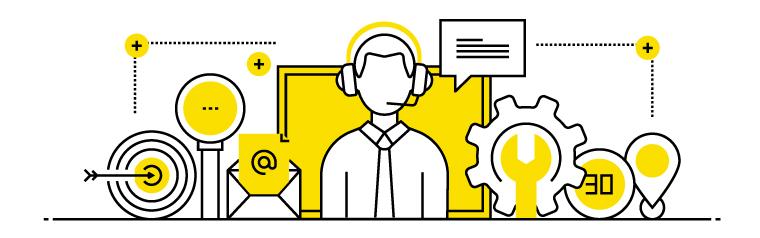 Cover I trend 2019 della Customer experience che guidano il modern contact center