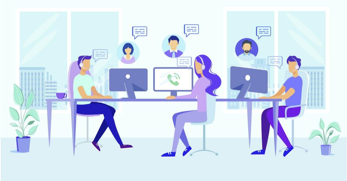 Cover Contact center Omnicanale: come organizzarlo e abilitarlo