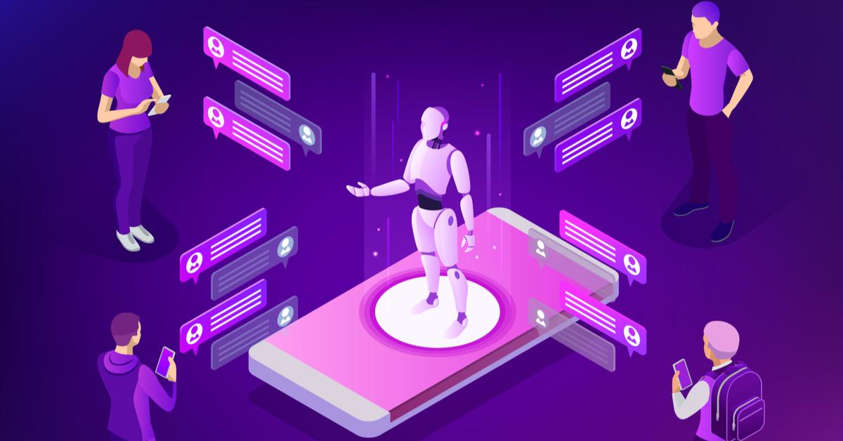 Cover Chatbot, AI e persone: come ottimizzare il customer service nel Fintech